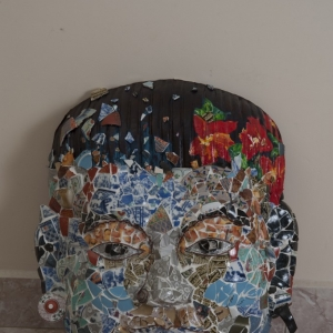 Khmer Mask